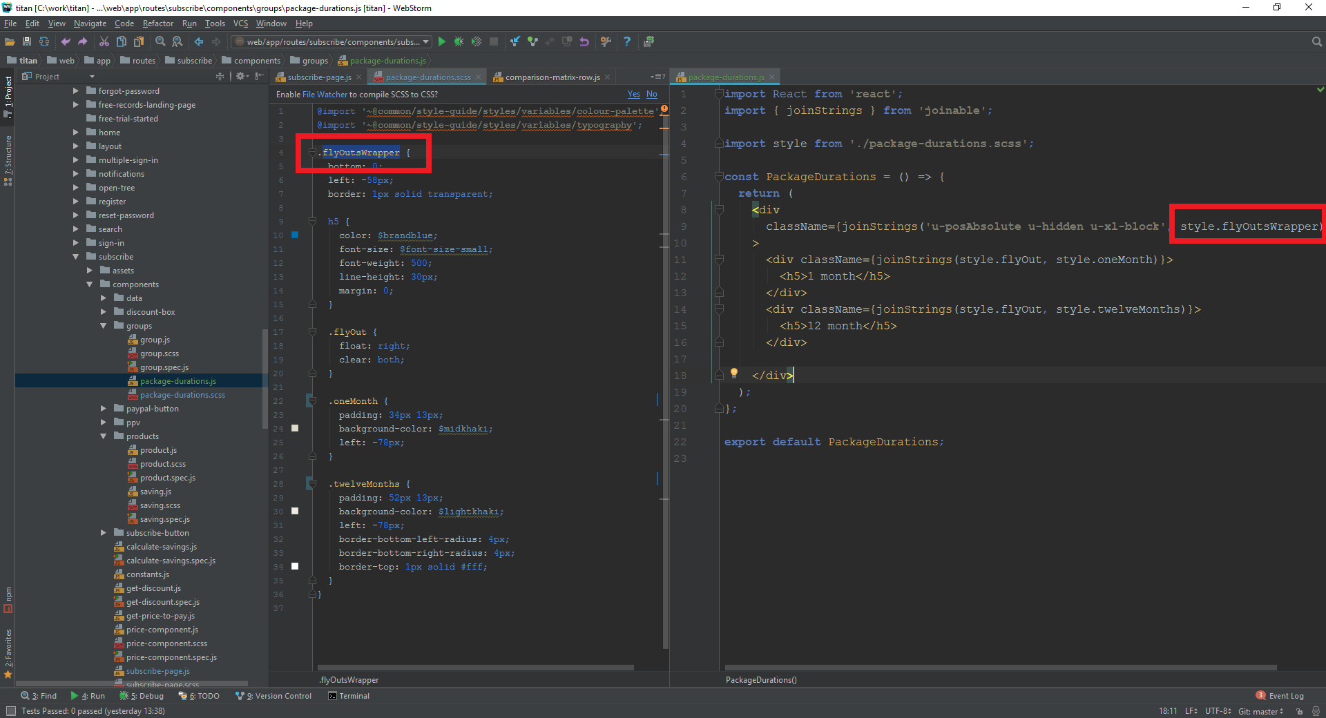 Renaming your css modules styles – Code for Fun! – Keep Calm and